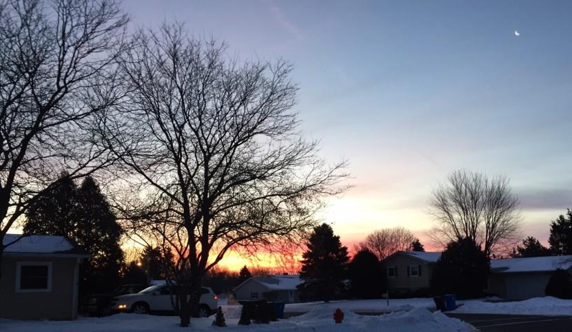 Jan 6 Sunrise